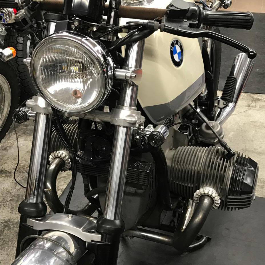 BMW 旧OHV 2VALVE r100rs ウインカーステー