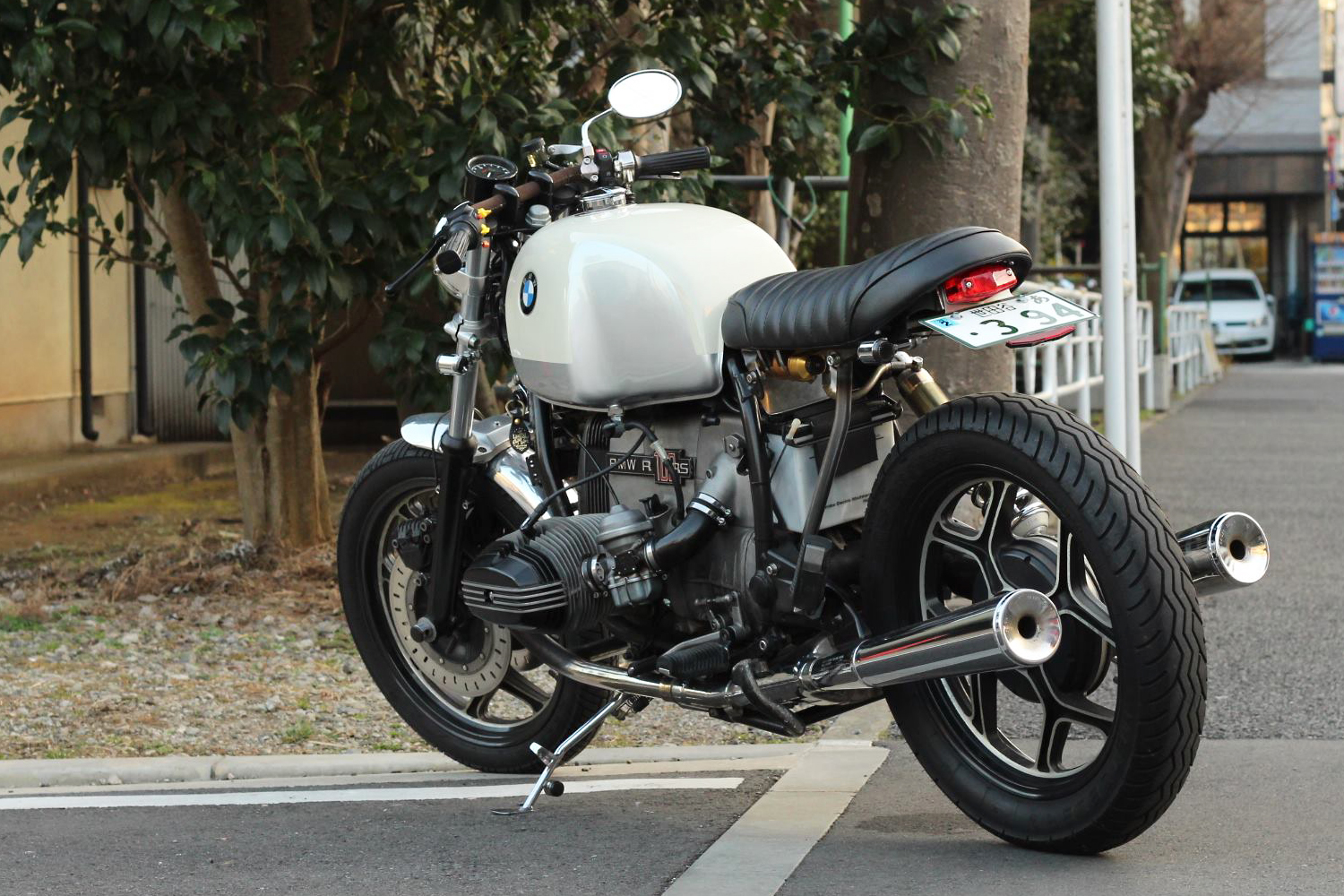 bmw r100rs r100 r100s caferacer カスタム