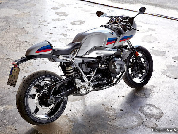BORN TO BE AN ICON – The new R nineT Racer. youtube 動画