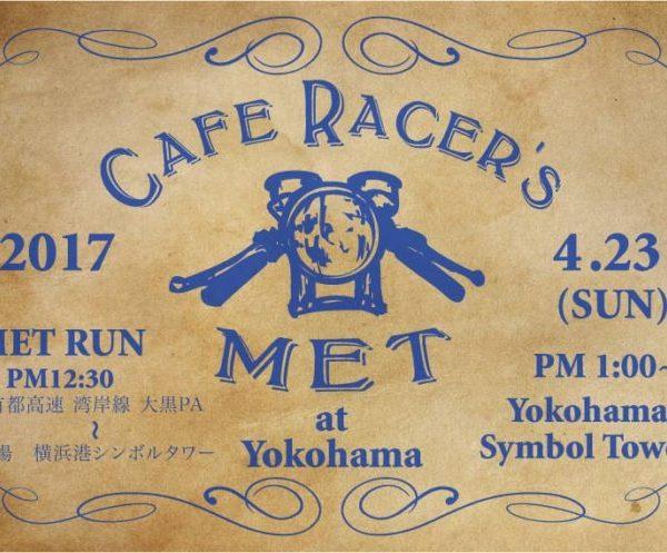 Cafe Racer's MET