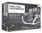 必ず欲しくなる!BMW R 90 S エンジン スケルトン1/2模型